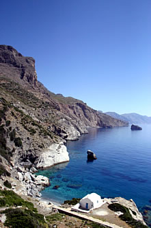 Wonder Islands: Amorgos
