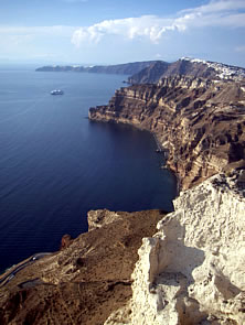 Zephyr: Santorini (image by Graham McLellan)
