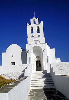 Aegean Passion: Sifnos