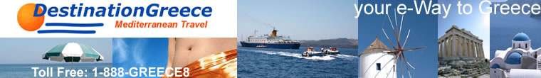 DestinationGreece - Unique Packages, VIP Services, High Commissions from the Top Tour Operator for Greece