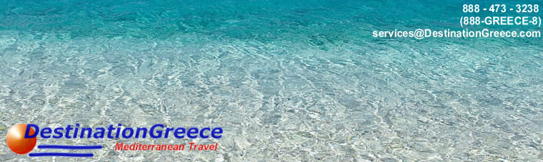 Destination Greece - Unique Packages, VIP Services, High Commissions from Your Trusted Experts to Greece!