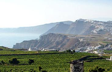 Santorini: Prophitis Elias, Pyrgos, Santo Wines Winery - Half Day Tour