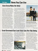 TravelAgent article referring to Destination Greece