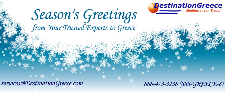 Destination Greece: Trips from your trusted experts to Greece!
